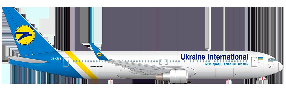 Uia Fleet Ukraine International Airlines Uia Ukraine
