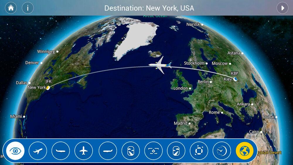 7abaa82fcb901 Uçak içi eğlence sistemi ya da Boeing 777-200ER – Ukraine ...