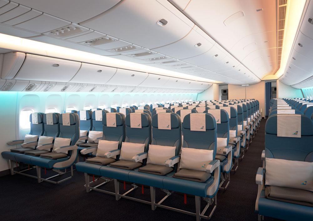 Long-haul flights on Boeing 777-200ER – Ukraine