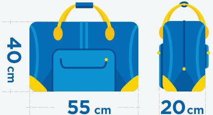 le dernier 09a26 92a0e Règles et conditions de transport des bagages à main ...