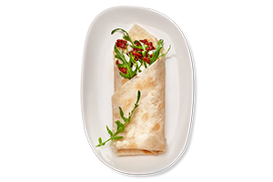 Lavash with mozzarella and sun-dried tomatoes 105 g UIA